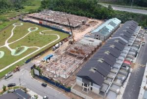 Site Progress – Sept 2020